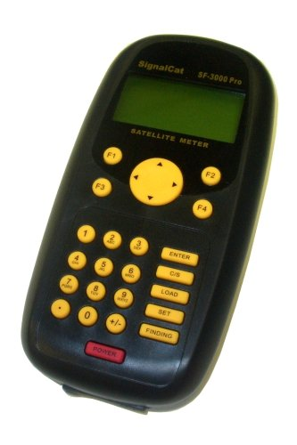 Homevision Technology SC3000PRO Digital Satellite Meter Complete Set