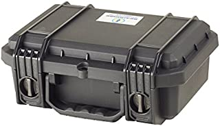 product image for CVPKG Presents Black Seahorse SE230 case. No foam - empty.