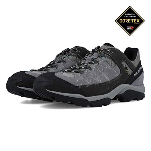 SCARPA Vortex XCR Gore-TEX Trail Walking Shoes - SS19-10.5 - Grey ()