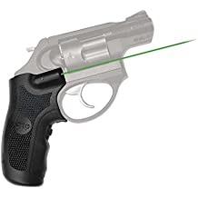 Crimson Trace LG-415G GREEN LASERGRIPS FOR RUGER LCR/X