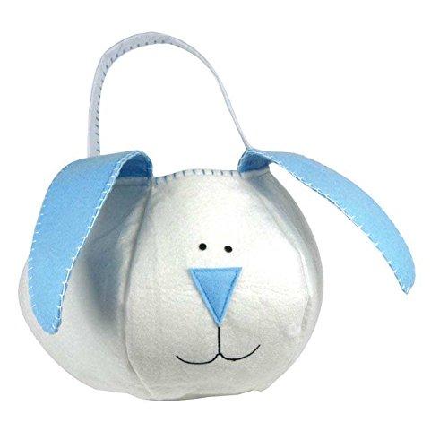 [해외]그루비 공휴일 로피 블루 귀 부활절 바구니/Groovy Holidays Loppy Blue Ear Easter Basket