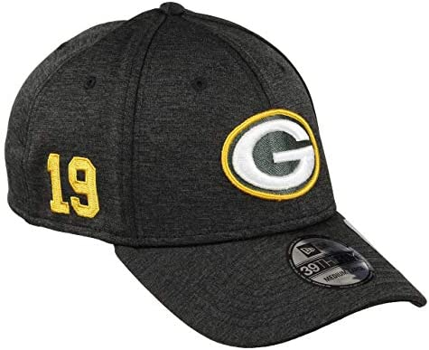 A NEW ERA ERA Era Green Bay Packers 39thirty Stretch Cap NFL ...
