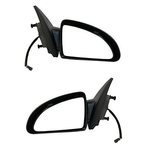 - Koolzap For 05-10 Chevy Cobalt 4-Door Sedan Power Rear View Mirror Left Right Side SET PAIR