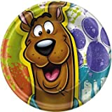 : Scooby Doo Dessert Plates 8ct