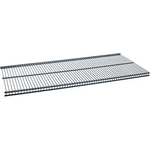 Organized Living freedomRail Ventilated Shelf, 60-inch x 12-inch - Granite