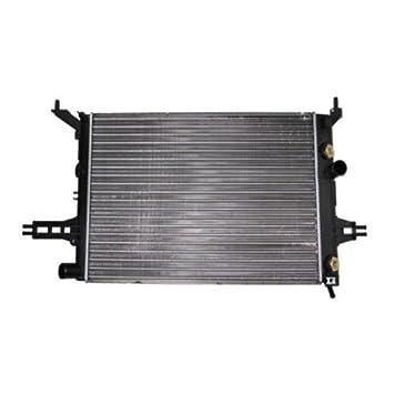 Radiador de agua OPEL ASTRA G 1.4 16V 1.6 + 16V 1.8 16V OPEL ZAFIRA A