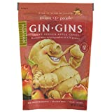 The Ginger People Spicy Apple Ginger Chews, 84g