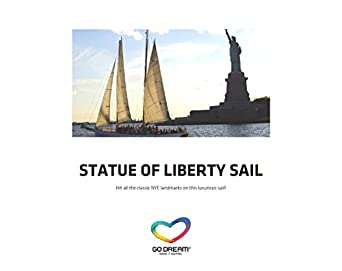 Amazon.com: Statue of Liberty Sailing New York Experience Gift ...