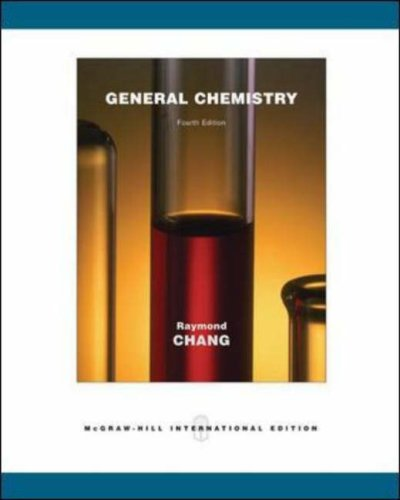 General Chemistry With Olc Password Card PDF