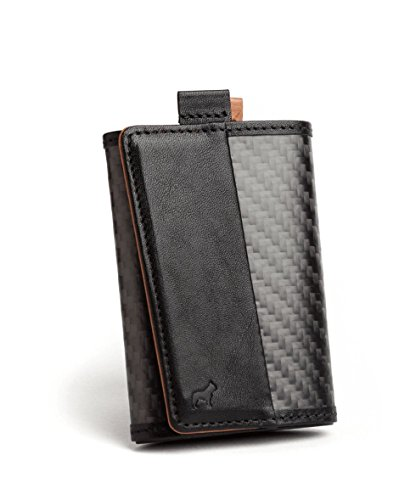 The Frenchie Co. Carbon Fiber Ultra Slim Speed Wallet for Men with RFID Blocking and Super Fast Card Holder Access | 12 Cards at Amazon Mens Clothing store ...