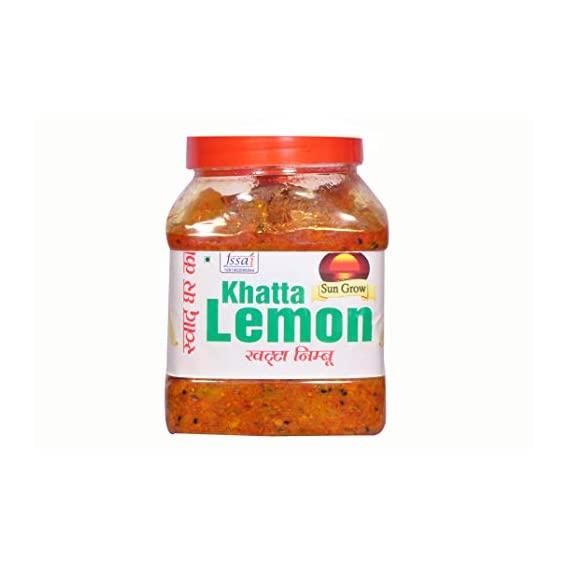 Sun Grow Maa Ka Hath Ka/ Mother Made Homemade Masalo Se Bana Chatpata(Khatta Nimbu) Punjabi Lemon Pickle ?????????