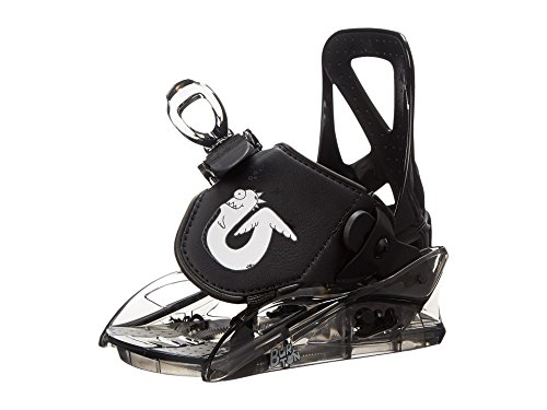 Burton Grom Snowboard Bindings Child Black XS
