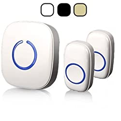 SadoTech Model CX Wireless Doorbell
