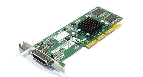 Dell ATI Radeon 7000 32MB DVI AGP Graphics Card Low