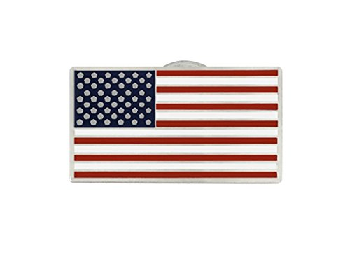 Official American Flag Pin (American Flag Pin (1 - Fashion American Flag