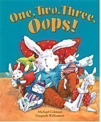 book cover of One, Two, Three, Oops!