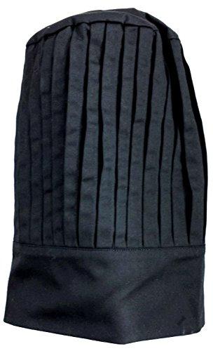 Black Tall Chef Hat