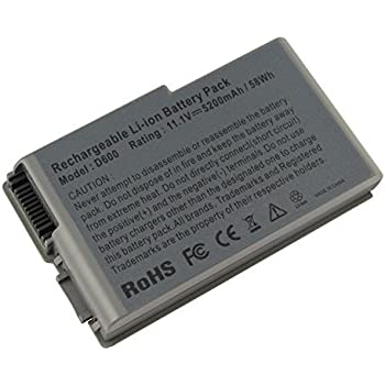 DELL LATITUDE D600 BATTERY DESCARGAR DRIVER