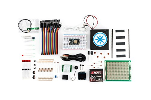 Particle Photon (Maker Kit for Learning IoT)