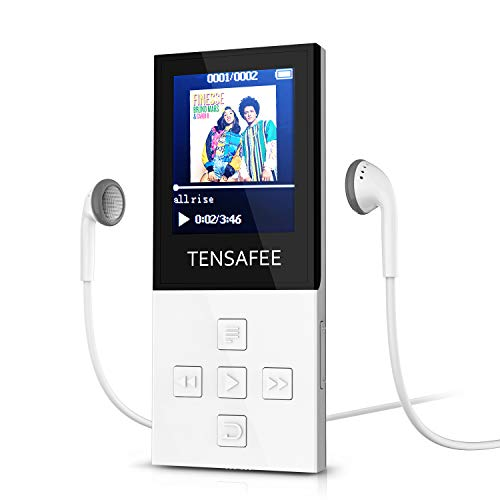 MP3 Player Bluetooth TENSAFEE,8G Portable Lossless Sound Music...