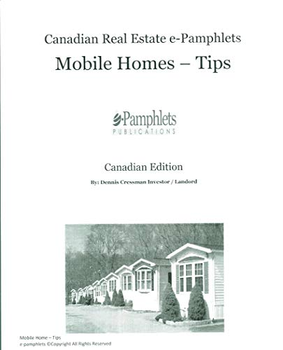 Mobile Homes - Tips