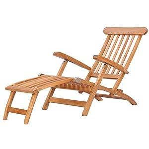 41xQg09CRSL._SS300_ Teak Lounge Chairs & Teak Chaise Lounges