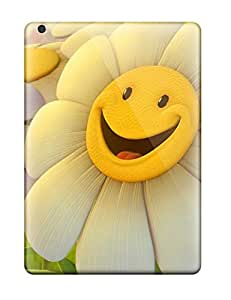 New Arrival Case Specially Design For Ipad Air (happy Flower )