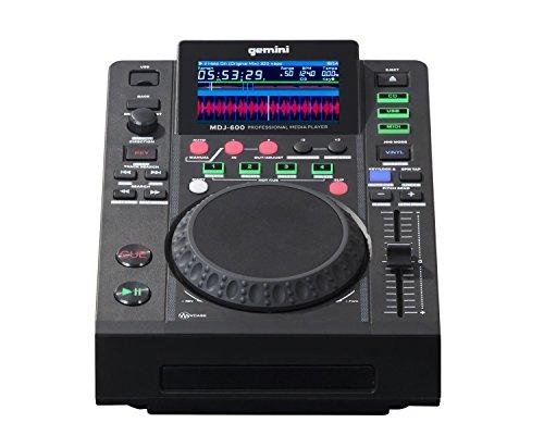 Gemini MDJ Series MDJ-600 Professional Audio DJ Media Pla...
