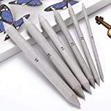 Drawing Blending Stumps- Learning Machines - Pieces Assorted Blending Stumps Tortillions Set Art Blenders Student Sketch Drawing Tools 6 Assorted Sizes