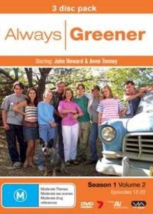 - Always Greener - Season 1 (Vol. 2 - Ep. 12-22) - 3-DVD Set [ NON-USA FORMAT, PAL, Reg.0 Import - Australia ]