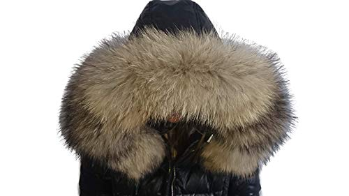 Genuine Raccoon Fur Collar...
