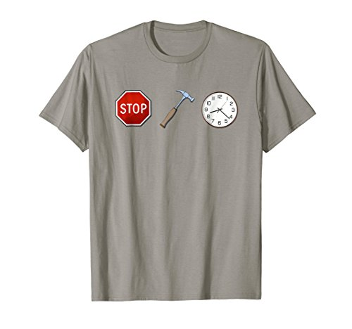 - Stop Hammer Time - Funny T-shirt