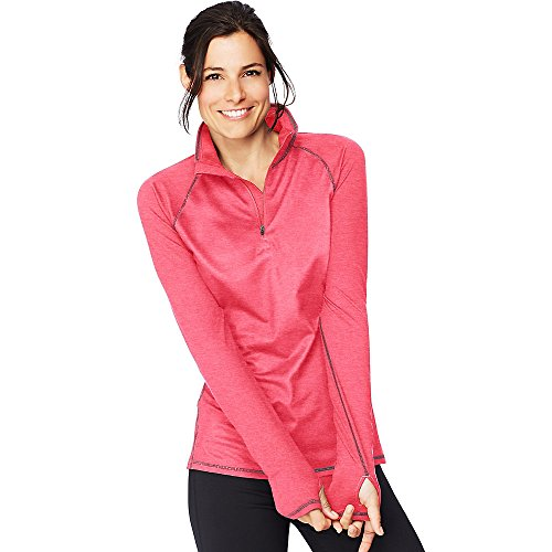 sport women s performance fleece quarter zip