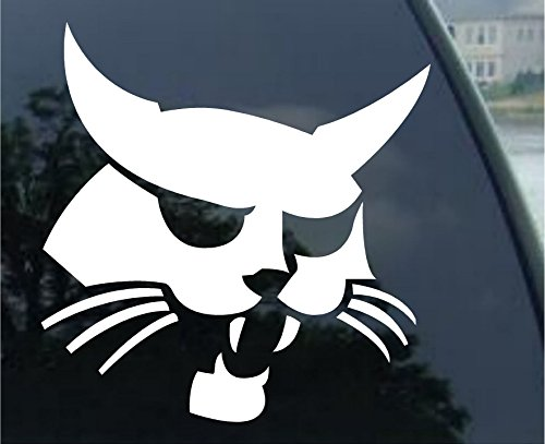 bobcat-bob-cat-car-truck-notebook-vinyl-decal-sticker-2492-vinyl-color-white