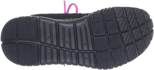 Chung Shi Duflex Trainer Scarpe Indoor Per Adulti Unisex Nere (black / Blackberry)