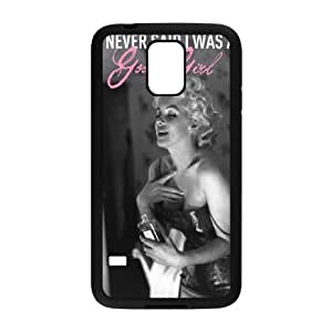 DIY phone case Marilyn Monroe cover case For Samsung Galaxy S5 AS1D7749086
