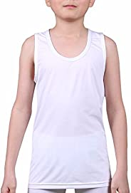 Henri Maurice Kids Compression Tank Top Underwear Boys Youth Sleeveless Shirt RK