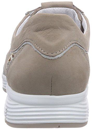 Mephisto Grigio perlkid warm Grey 10168 Pantofole Donna Grey 6960 Da Yamina Bucksoft Warm FanHFOg