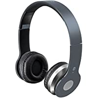 iLive iAHB16G On-Ear Wireless Headphones, Grey