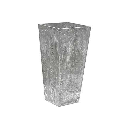 ArtStone 35190.01 Ella Tall Planter Grey 19.5-inch ()