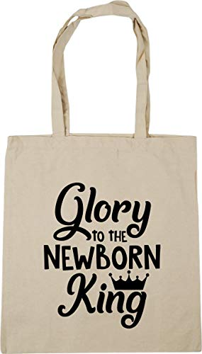 Beach 42cm Glory litres Shopping Natural Hippowarehouse newborn Bag Tote king to the x38cm Gym 10 8RCxvq