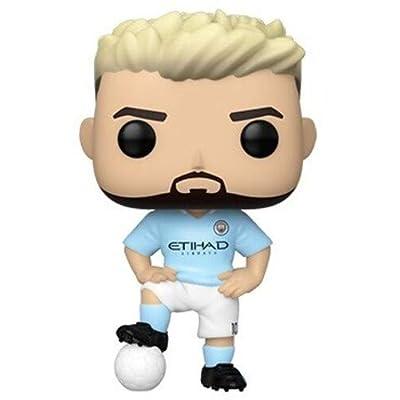 Funko POP! Football: Manchester City - Sergio Aguero: Toys & Games