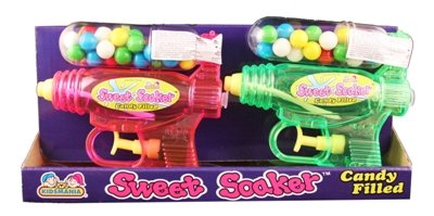 Sweet Soaker Candy Filled 12Ct 2 UNIT PACK
