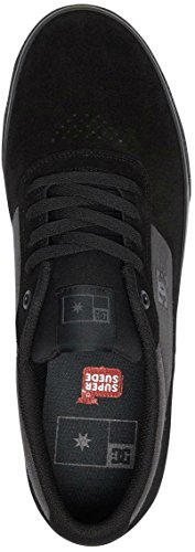 DC Shoes Switch S - Skate Shoes for Men ADYS300104 Black/Black K4MhGP