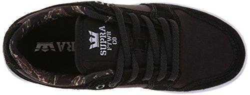 Chaussures Vaider LC Kids Black/Camo - Supra