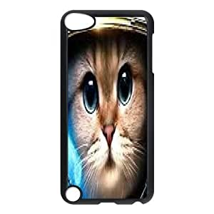 Space cat flying Cheap Custom Cell Phone Case Cover for iPod Touch 5, Space cat flying iPod Touch 5 Case