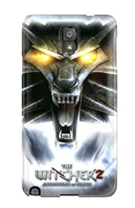 Top Quality Rugged Witcher Case Cover For Galaxy Note 3