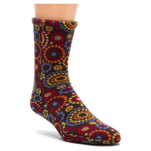 Acorn Wege Versa 2 Chocolate 20662 Socke Dots Mid afra8qw