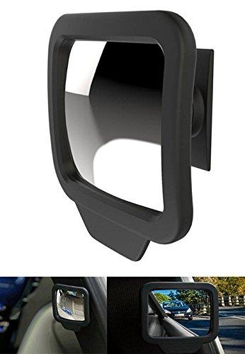 EX1 Universal Car Rear View Mirror Convex Blind Spot Passenger Baby Shatterproof