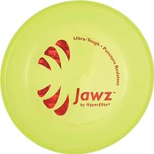 Resistente a Mordiscos Perros Frisbee Hyperflite Jawz con Anti-Efecto De Brillo AMARILLO